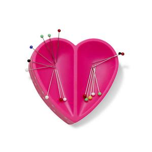 Bilde av Prym Magnetisk Hjertenålepute - rosa
