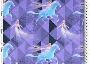 Bilde av French Terry - Frozen 2 Elsa
