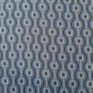 Bilde av Jacquard blå mønstret