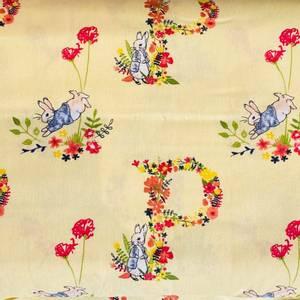 Bilde av Bomull Peter Rabbit - P Blomst