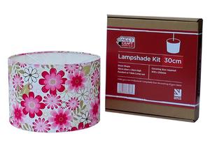 Bilde av Lampeskjerm materialpakke 30 cm
