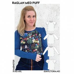 Bilde av Ida Victoria - Raglan med puff