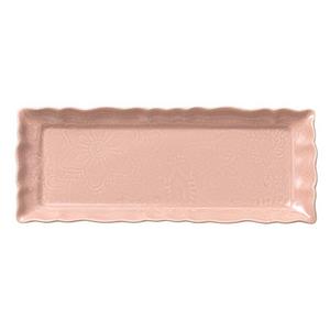Bilde av Sthål - avlangt fat, Powder Pink