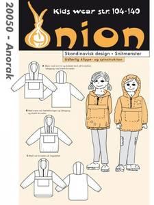 Bilde av Onion 20050 Anorakk