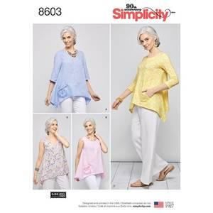 Bilde av Simplicity 8603 Overdel