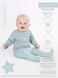 Bilde av Minikrea 11409 Sparkebukse og genser