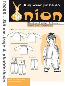 Bilde av Onion 10008 Omslagsgenser, selebukse og bukse
