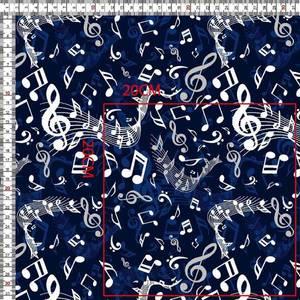 Bilde av Jersey noter / musikk
